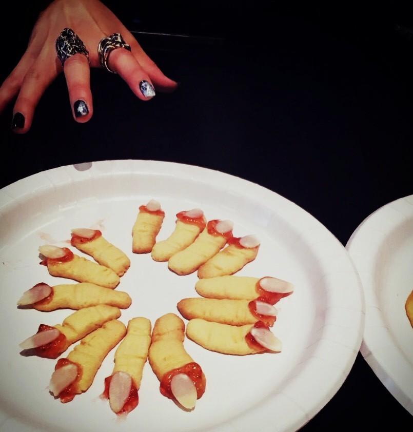 クッキー指