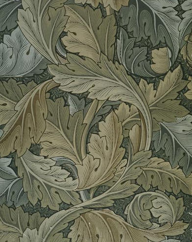 Morris_Acanthus_Wallpaper_1875