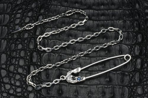 ラージクラックアラベスクアーミングピンチェ ーン150カット45-50